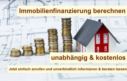 Immobilienfinanzierung berechnen