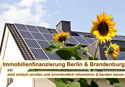 Darlehen Immobilienfinanzierung Berlin