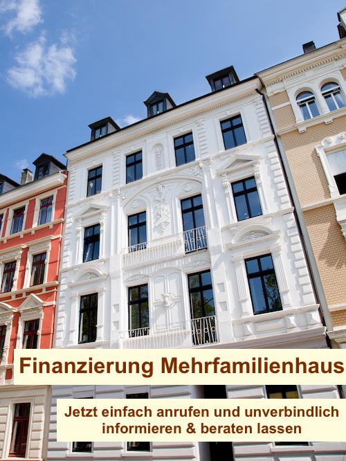 Immobilienfinanzierung Mehrfamilienhaus Berlin