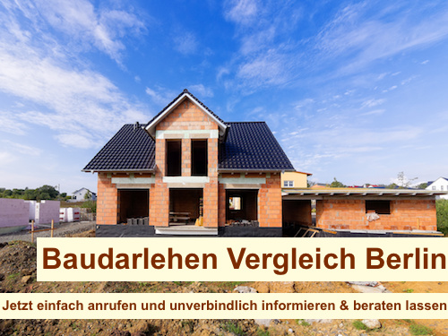 Immobilienfinanzierung Zinsvergleich Berlin